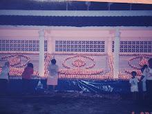 Offerings of Oil Lamps