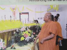 Buddha Relic Exhibition