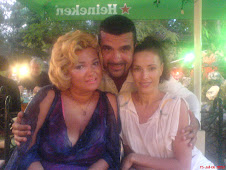 Cu Monica Davidescu si Aurelian Temisan