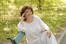 OZANA BARABANCEA - artist liric Opera Nationala,cantareata de jazz si music-hall, profesoara canto