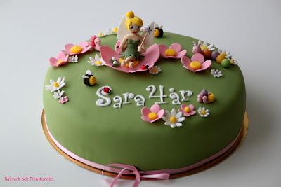 Tingeling Tårta Bakverk Och Fikastunder