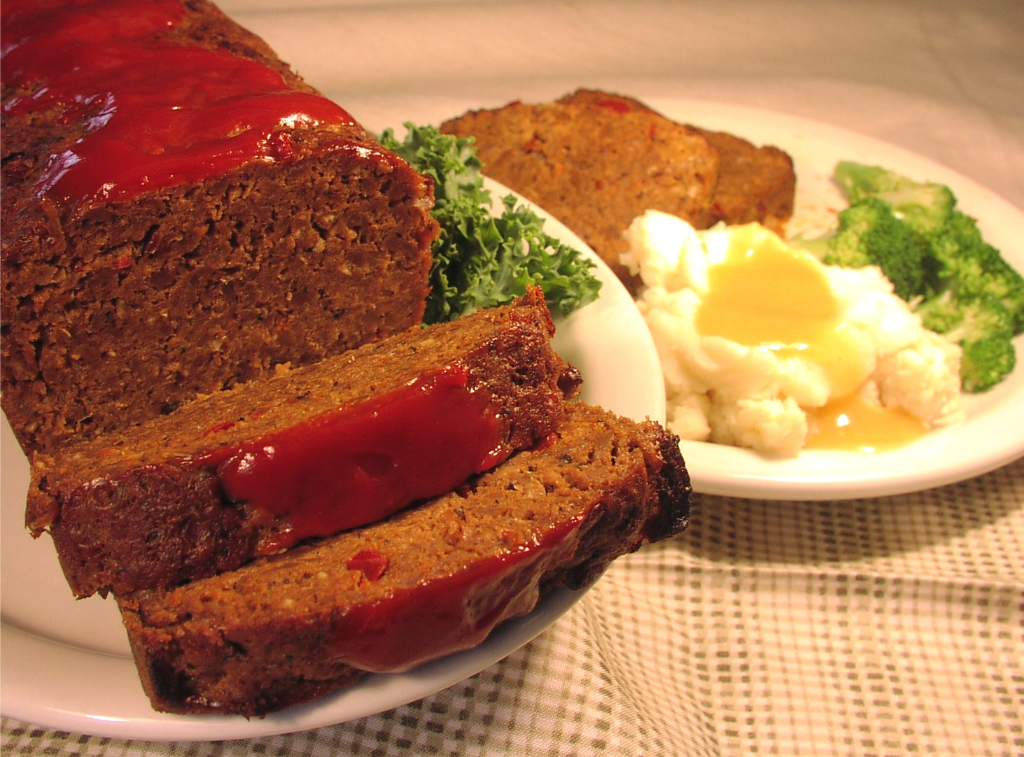 Meatloaf just doesn't get any respect. It never has been able to rise ...