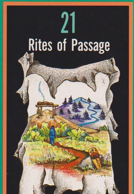 Rites of first passage virginity