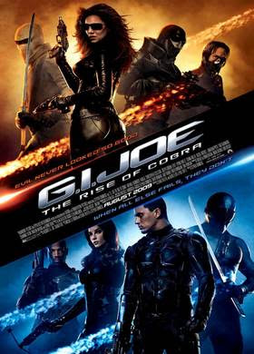 Capa do Filme G.I. Joe