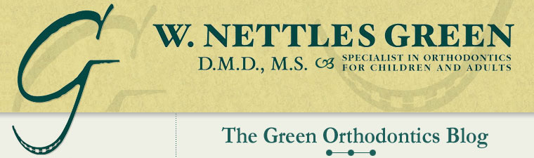 The Green Orthodontics Blog