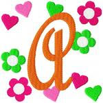 Flowers/Hearts Initial Design