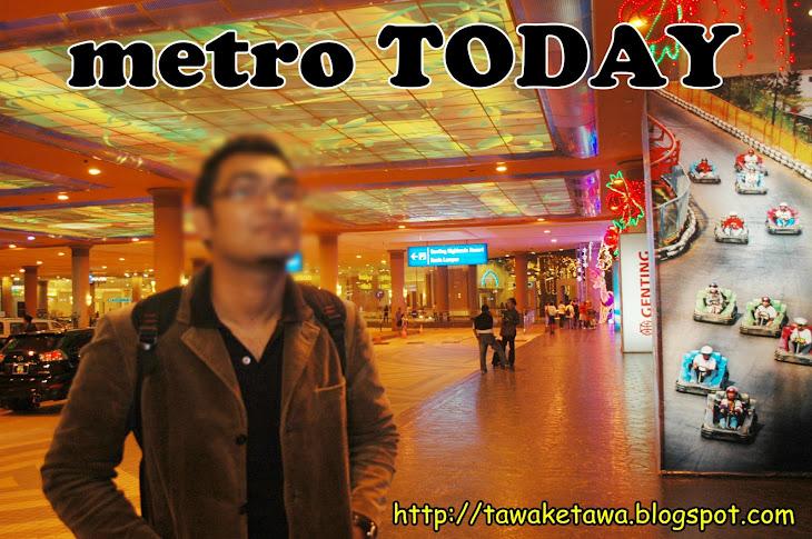 metro TODAY