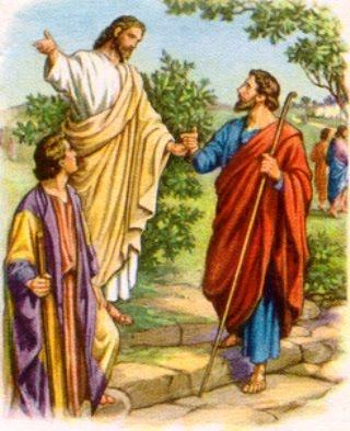 Evangelio 18 de Octubre del 2010 Jesus+Envia+A+Sus+Discipulos