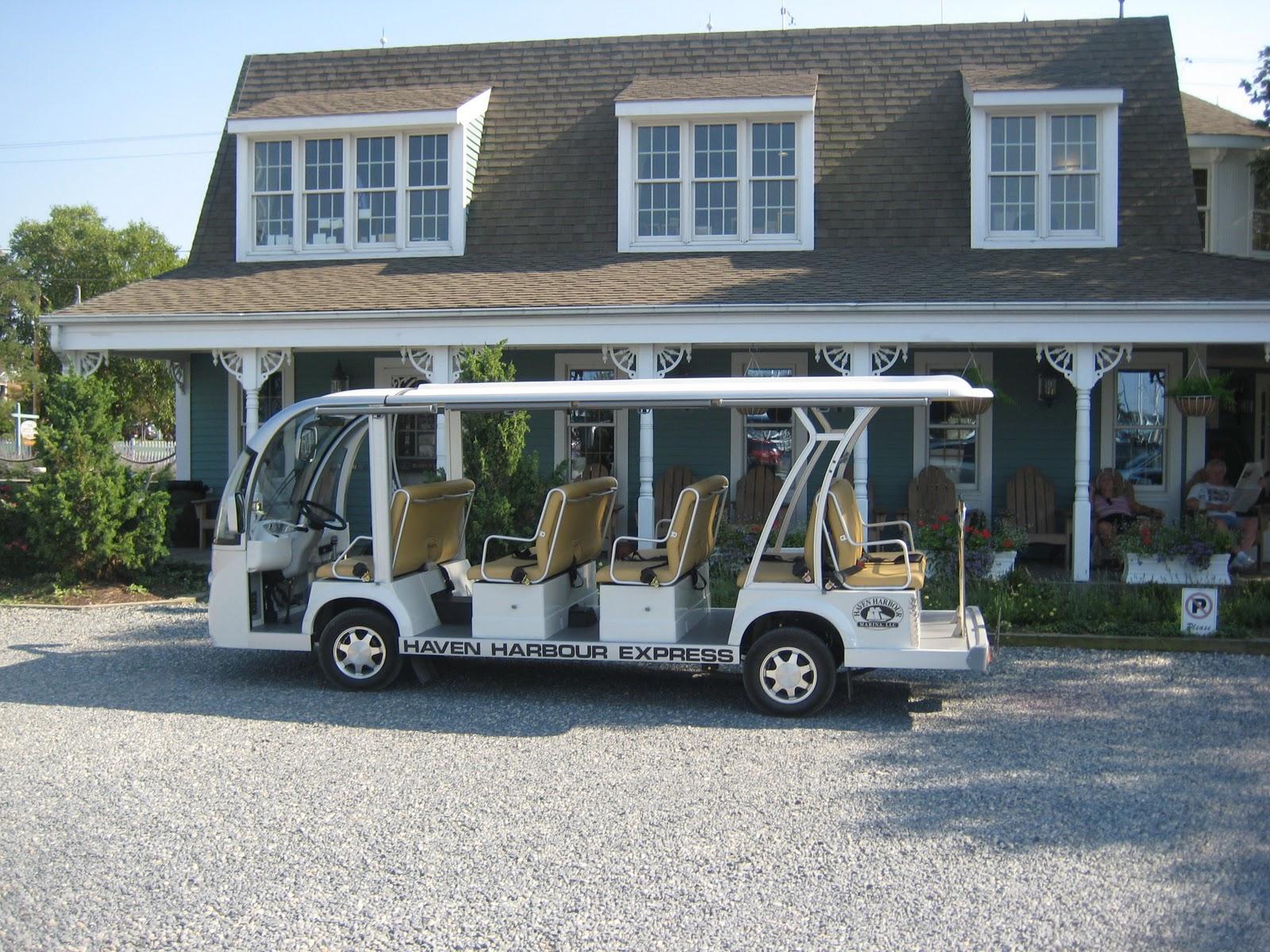 marina shuttle