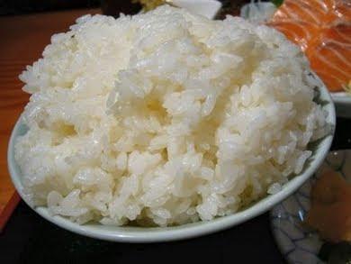 Arroz blanco seco y sin pasarse de coccion (15 minutos)