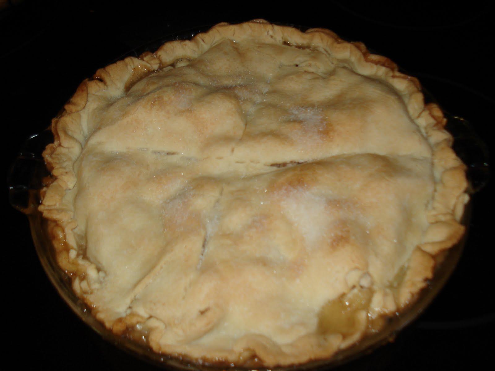 Allergen Free Please: Perfect Apple Pie