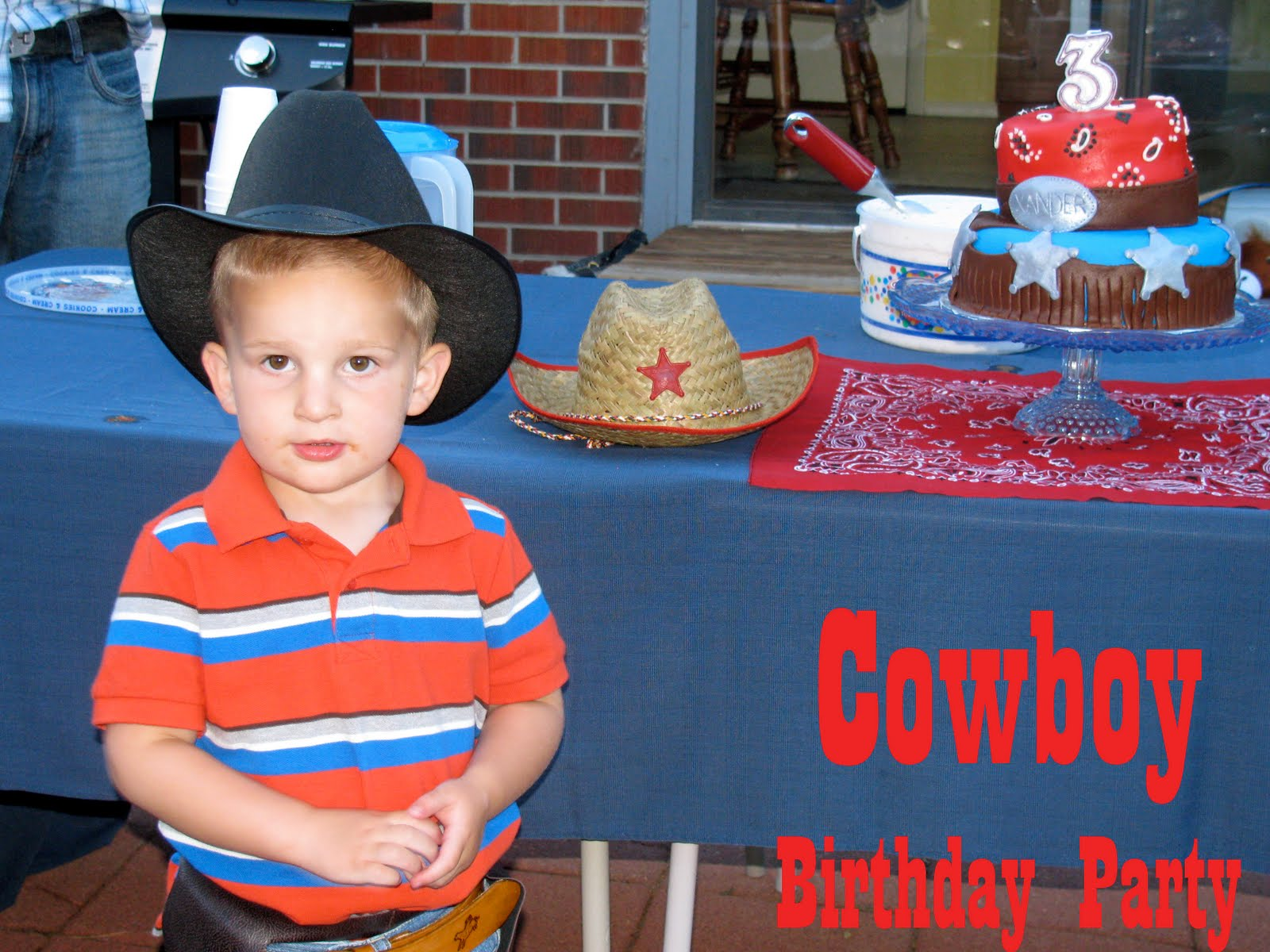 Cowboy Birthday Party | Oopsey Daisy