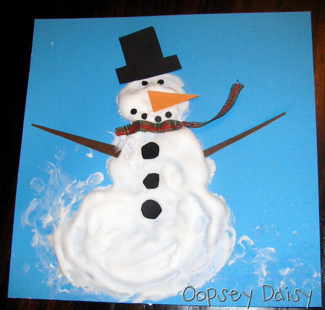 for Kids Snowman Food Decoration ideas Snowman Crafts Activities ...