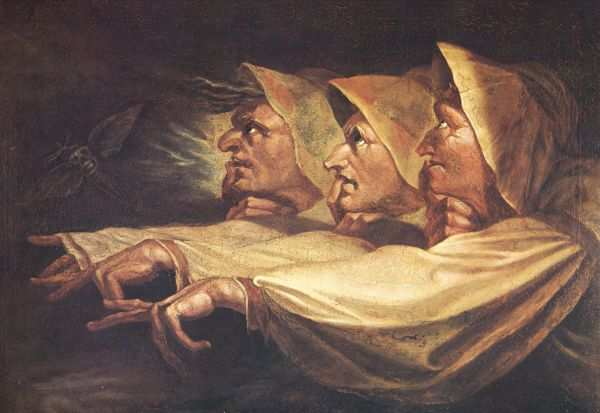 the role of the three witches in shakespeare hamlet Free three witches papers the role of the witches in shakespeare's macbeth - i found responding to the play 'macbeth' difficult because of.