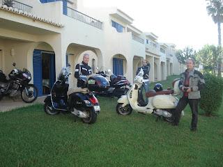 LaL 2010 com Scooters por companhia DSC00098