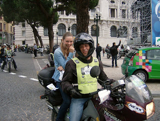 LaL 2010 com Scooters por companhia 6