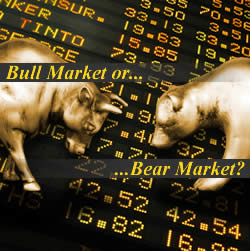 Bear Market or Bull Market?