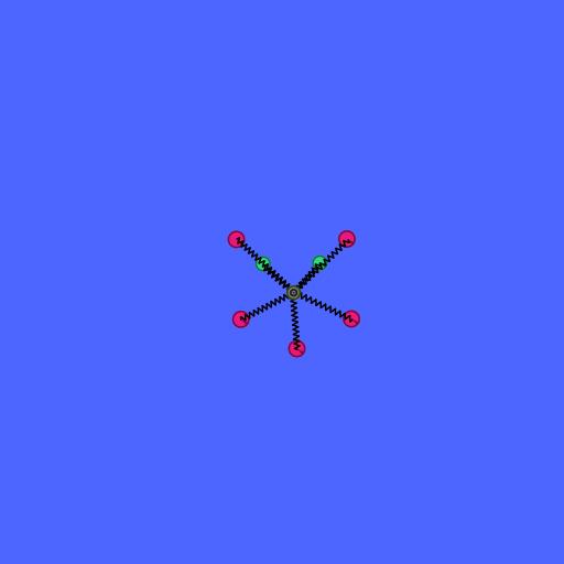 proton: Nitrogen atom