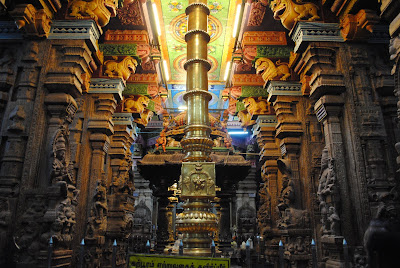 Meenakshi Temple, Madurai 5