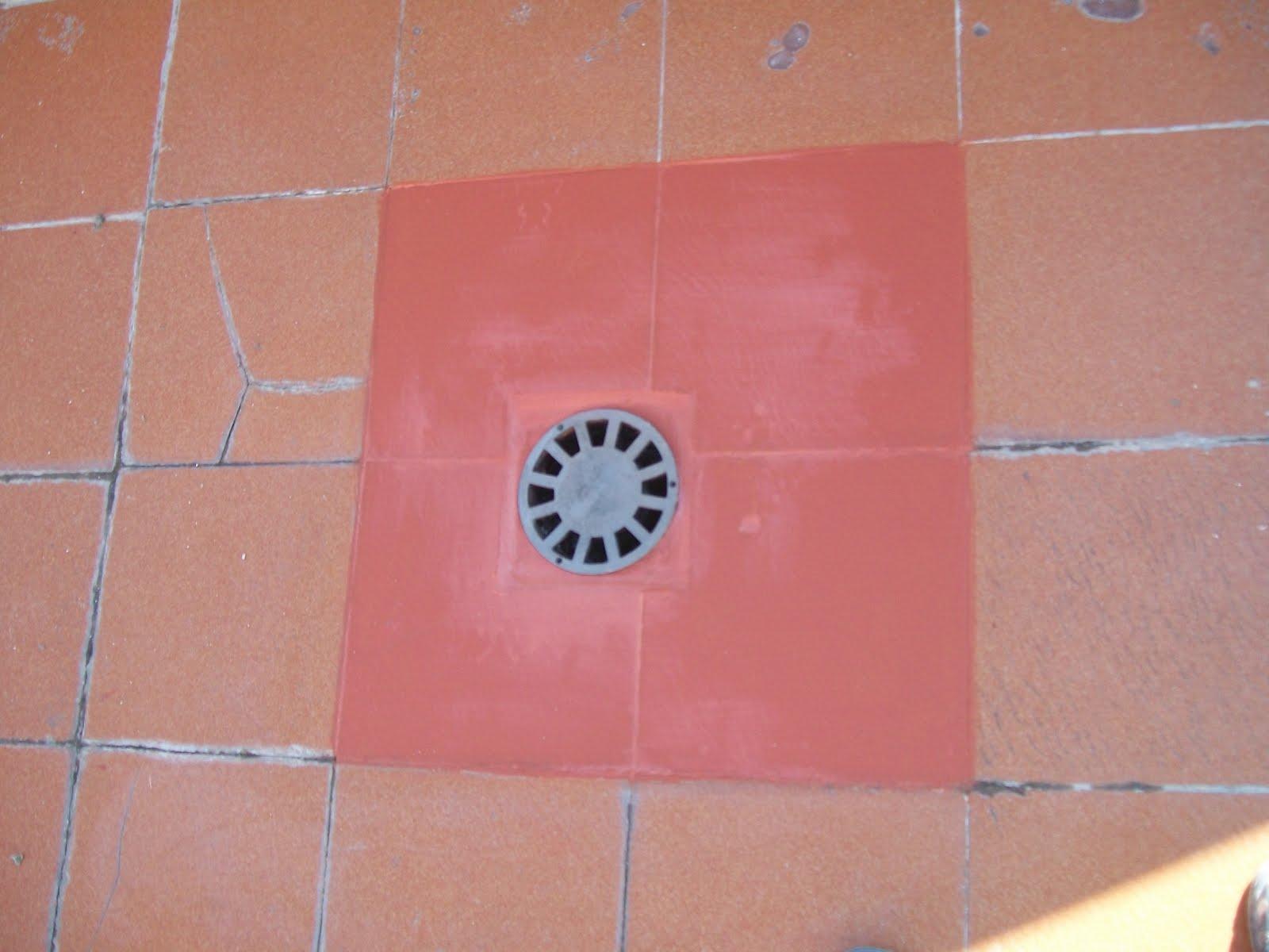 Reparar sumidero arreglar sif n impermeabilizaciones en - Tejados para terrazas ...