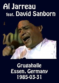 Al Jarreau feat. David Sanborn - Live At Rockpalast 31.03.1985 dvd rip