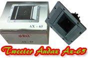 Tweeter Audax AX-65