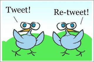 Twitter-Tweet-Paylaş-Tuş