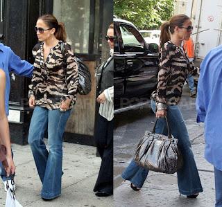 Jennifer Lopez Leg