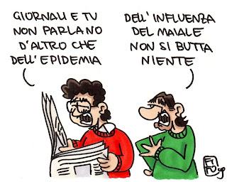 vignetta influenza A