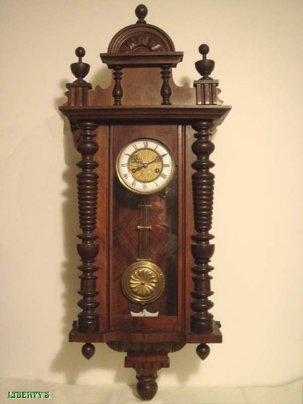 Reloj de pendulo for Relojes de pared antiguos de pendulo
