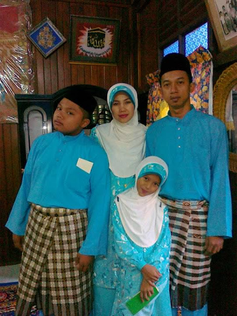 aq and family...