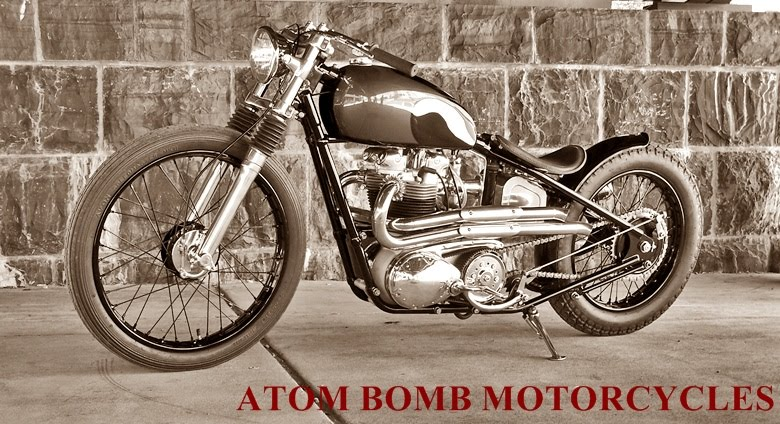 Atom Bomb Custom Motorcycles