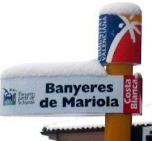 Banyeres de Mariola