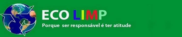 ECO LIMP - Porque ser responsável e ter atitude