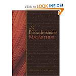 MI BIBLIA DE ESTUDIO DIARIO: MACARTHUR