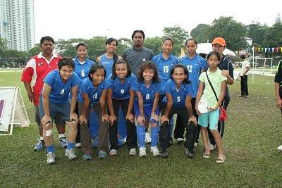 BANGSARIAN'S GIRL  U18