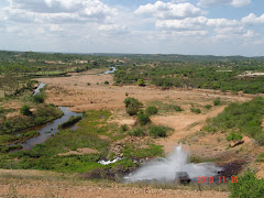 As águas de Pedra Redonda no Piauí