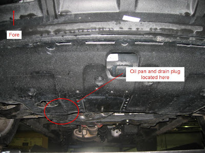 Hyundai Santa Fe Oil Change on 2001 Dodge Dakota Bank 2 Sensor 1 Location