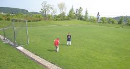 Wine studios soccer field