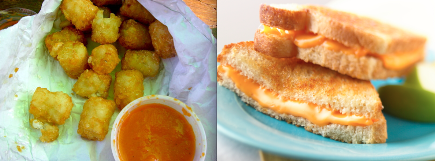 Pate And Tater Tots Sandwich Recipes — Dishmaps