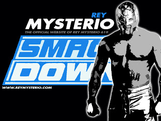 Welcome to the world of Scorpion King(F): Rey Mysterio ...