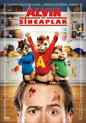 494 - Alvin ve Sincaplar - Alvin and the Chipmunks 2007 Türkçe Dublaj DVDRip