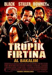1033-Tropik Fırtına Tropic Thunder 2008 Türkçe Dublaj DVDRip