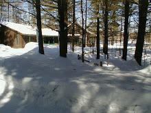 Winter at Cabinhaus