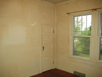 The closet...