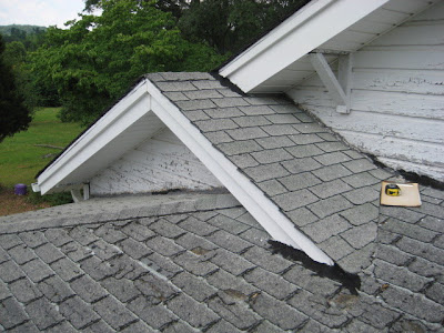 We definitely needed a new roof