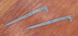 Nailer nails