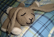 Billy Bliss Bunny Rabbit