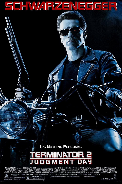 CAPA  | Baixar Filme O Exterminador do Futuro 2 - O Dia do Julgamento Legendado 720p Bluray x264 Gratis