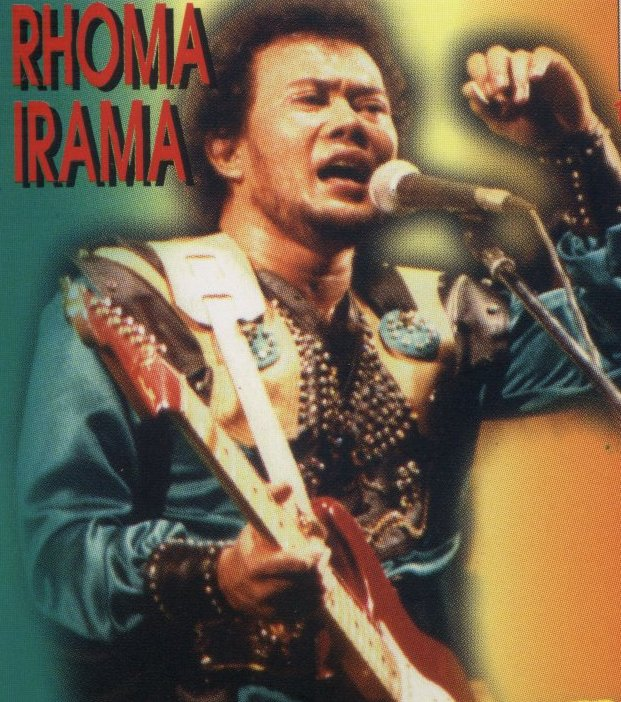 RHOMA irama - Bahtera cinta_3.3gp Size: 3.4 MB Downloaded